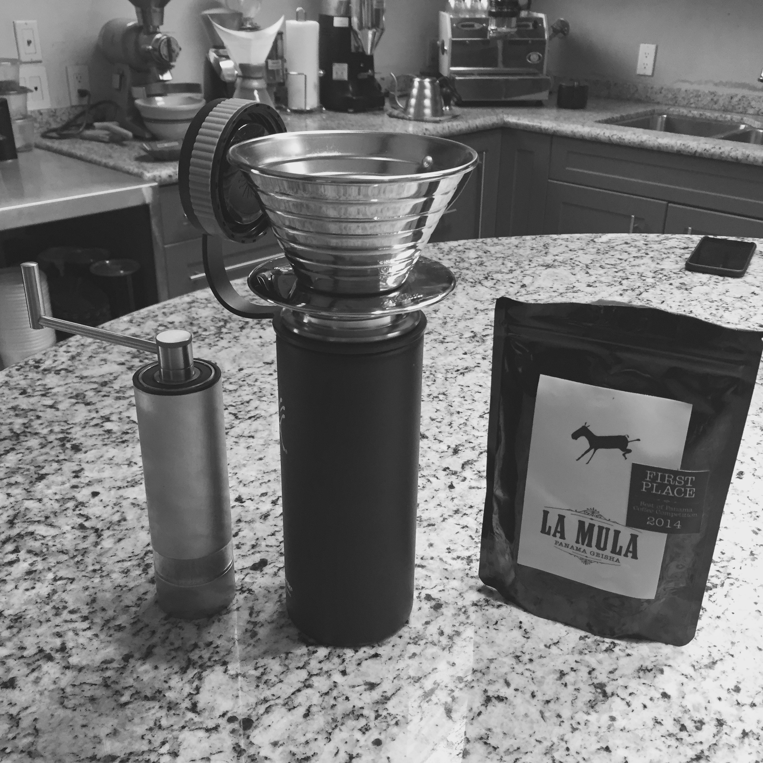 Traveling this Holiday Season? Brew in Style - Boot Coffee