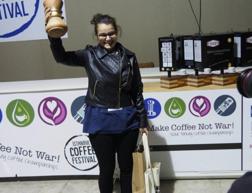 Ege Akyüz Wins Turkey National Brewers Cup with La Mula Washed!