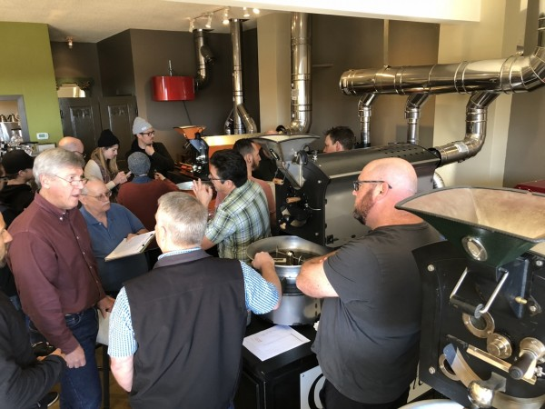 Coffee Roast Profiling